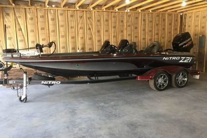 Nitro Z21 for sale in United States of America for $52,000 (£42,525)