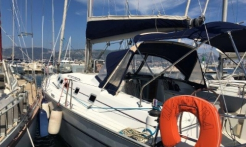 Image of Beneteau Cyclades 43.4 for sale in France for €89,000 (£77,961) TOULON, France