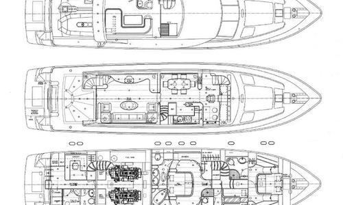 Image of Elegance Yachts 76 for sale in Croatia for €575,000 (£506,126) Adria , Croatia