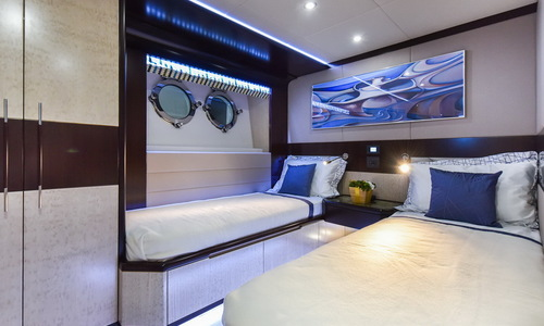 Image of Majesty 90 (New) for sale in United Arab Emirates for €3,115,000 (£2,747,665) Dubai & VAE, Dubai & VAE, United Arab Emirates