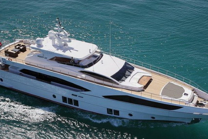 Majesty 122 (New) for sale in United Arab Emirates for €8,130,000 (£7,171,273)