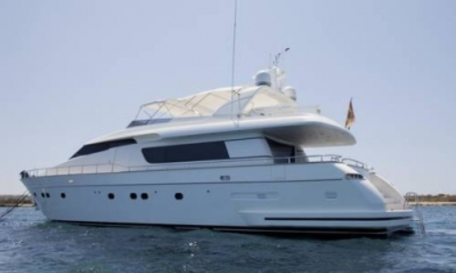 Image of Sanlorenzo 82 for sale in Spain for €1,399,900 (£1,263,277) Spain