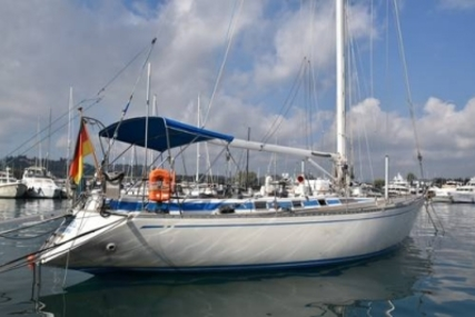 Nautor's Swan Swan 47 for sale in Greece for €158,000 (£139,829)