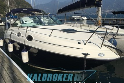 Sea Ray 255 DA Sundancer for sale in Italy for €45,000 (£39,752)