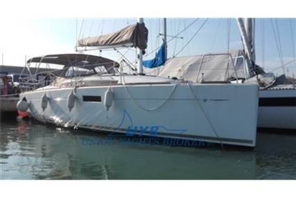 Jeanneau Sun Odyssey 349 for sale in Italy for €105,000 (£92,693)