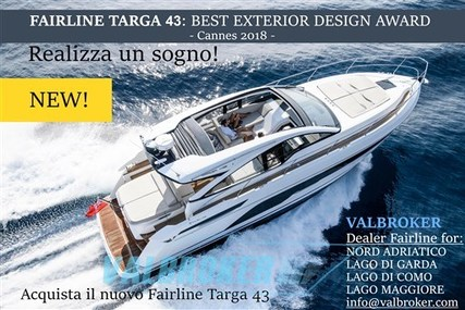 Fairline Targa 43 for sale in Italy for P.O.A. (P.O.A.)