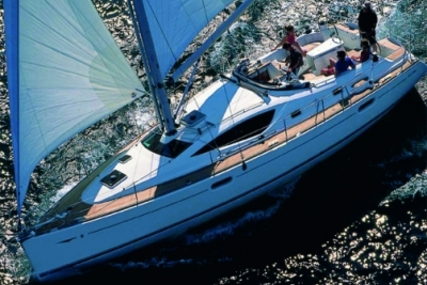 Jeanneau Sun Odyssey 42 DS for sale in Belgium for €124,000 (£111,724)