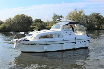 Viking Yachts 24 Widebeam for sale in United Kingdom for £26,950