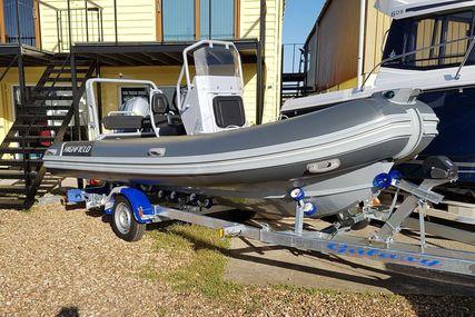Highfield Aluminium RIB Ocean Master 540 DL for sale in United Kingdom for £26,495