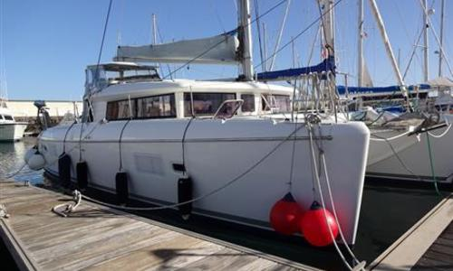 Image of Lagoon 421 for sale in Spain for €299,000 (£261,913) Barcelona, Spain