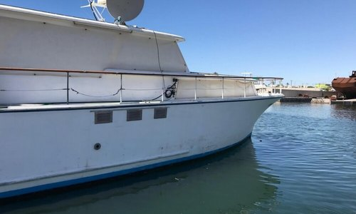 Image of Monk 44 for sale in Mexico for $39,950 (£28,265) Puerto Penasco, Sonora, Mexico