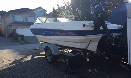 Image of Bayliner 195 Bowrider for sale in Canada for $14,000 (£7,895) Port Coquitlam, British Columbia, Canada