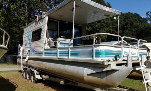 Image of Leisure Kraft 30 House Boat for sale in United States of America for $11,500 (£8,916) Spotsylvania, Virginia, United States of America