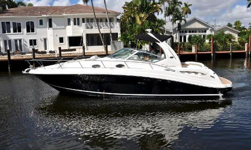 Image of Sea Ray Sundancer for sale in United States of America for $99,950 (£76,993) Fort Lauderdale, FL, United States of America