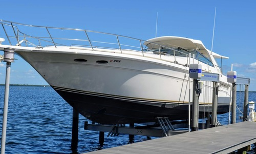 Image of Sea Ray 500 Sundancer for sale in United States of America for $189,950 (£146,347) Tierra Verde, Florida, United States of America
