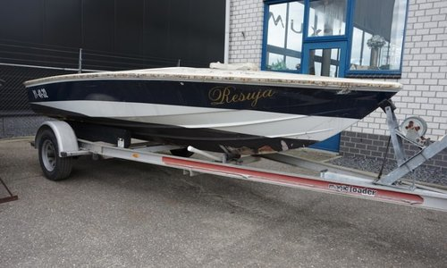 Image of Donzi Classic Sweet 16 - Project for sale in Netherlands for €9,999 (£8,695) Velddriel, Velddriel, Netherlands