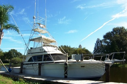 Bertram 46.6 Convertible for sale in United States of America for $68,900 (£54,730)