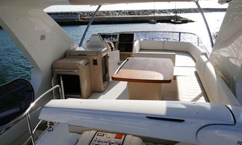 Image of Azimut Yachts 64 Fly for sale in Spain for €1,199,000 (£1,076,785) Barcelona, , Spain