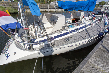 Nautor's Swan 46 for sale in Netherlands for €175,000 (£155,655)