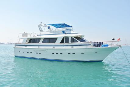 Kha Shing Twin Deck 65 Motor Yacht for sale in United Arab Emirates for $217,000 (£168,544)
