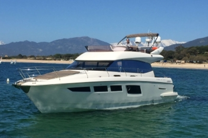 Prestige 500 for sale in France for €475,000 (£404,886)