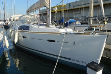 Beneteau Oceanis 40 for sale in Portugal for €130,000 (£114,101)
