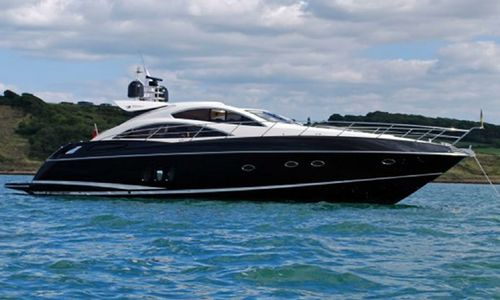 Image of Sunseeker Predator 62 for sale in Croatia for €489,000 (£435,228) Croatia