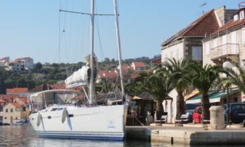 Image of Hanse 470E for sale in Croatia for €130,000 (£112,871) KASTEL GOMILICA, Croatia