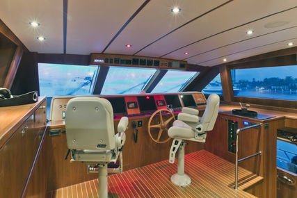 Hargrave Raised Pilothouse for sale in United States of America for $7,900,000 (£5,952,740)