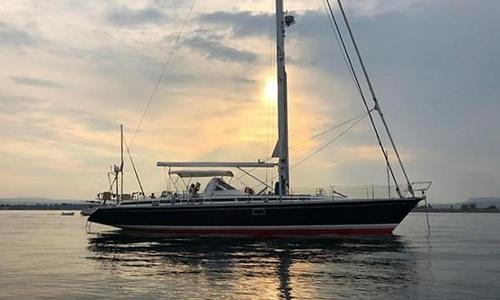 Image of Nautor's Swan 57 CC for sale in Greece for €318,000 (£274,687) Ionian Islands, Greece