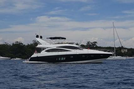 Sunseeker Manhattan 70 for sale in France for €880,000 (£778,796)