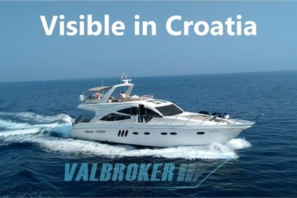 Sealine T 60 for sale in Croatia for €400,000 (£360,399)