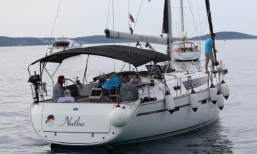 Image of Bavaria Yachts 46 Cruiser for sale in Croatia for €148,000 (£126,601) KASTEL GOMILICA, Croatia