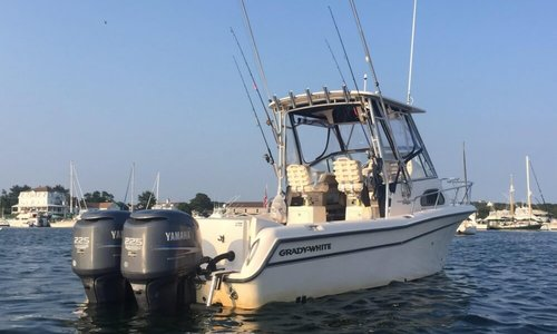 Image of Grady-White Sailfish 282 for sale in United States of America for $47,795 (£36,493) North Kingstown, Rhode Island, United States of America