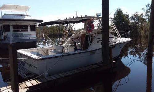 Image of Topaz 28 Sportfish for sale in United States of America for $20,500 (£14,550) Vancleave, Mississippi, United States of America