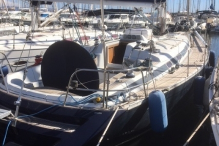Grand Soleil 43 for sale in France for €108,000 (£96,875)