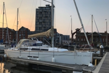Dufour Yachts 375 GRAND LARGE for sale in United Kingdom for £90,000