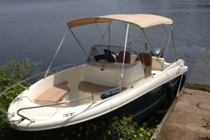 Jeanneau Cap Camarat 6.5 CC for sale in France for €19,800 (£17,523)