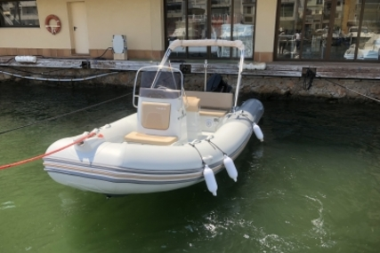 Zodiac 580 Medline for sale in Spain for €47,500 (£41,030)