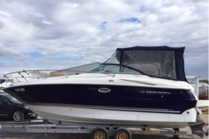 Monterey 275 SC for sale in Slovakia for €36,000 (£32,342)
