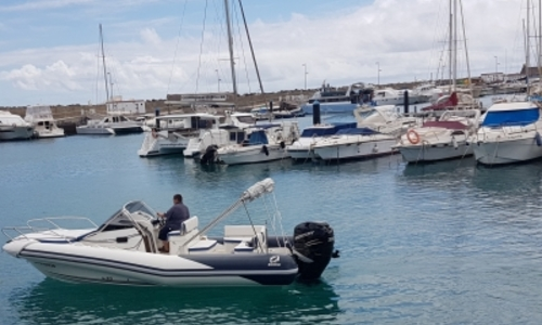 Image of Zodiac 700 N-ZO for sale in Spain for €79,000 (£69,250) GRAN CANARIA, Spain
