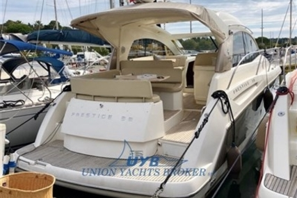 Prestige 38 S for sale in Italy for €160,000 (£142,429)