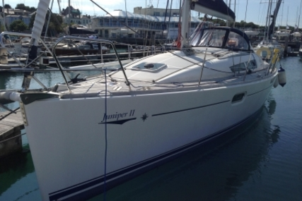 Jeanneau Sun Odyssey 36i for sale in Ireland for €71,900 (£61,521)