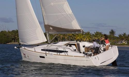 Image of Jeanneau Sun Odyssey 349 for sale in United States of America for $159,000 (£122,825) Annapolis, MD, United States of America