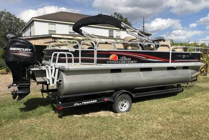 Sun Tracker 22 Fishin Barge DLX for sale in United States of America for $20,500 (£15,912)