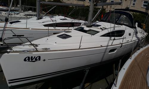 Image of Jeanneau Sun Odyssey 42 DS for sale in United Kingdom for £125,995 Plymouth, Devon, , United Kingdom