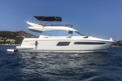 Prestige 500 for sale in France for €750,000 (£676,688)