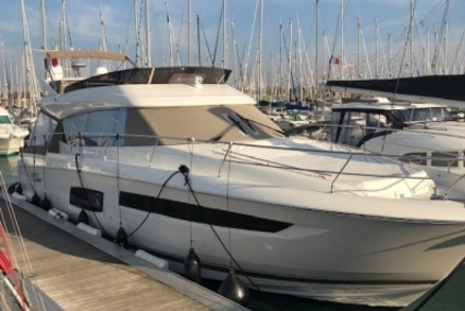 Prestige 560 for sale in France for €835,000 (£753,379)