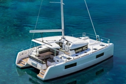 Lagoon 40 for sale in Croatia for €367,000 (£313,935)