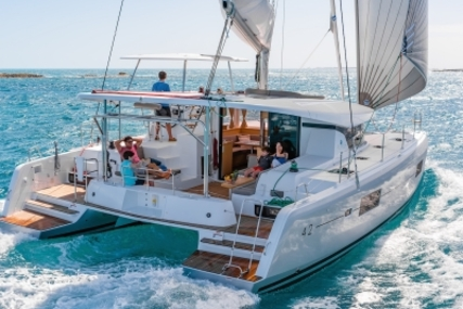 Lagoon 42 for sale in Croatia for €453,000 (£402,925)